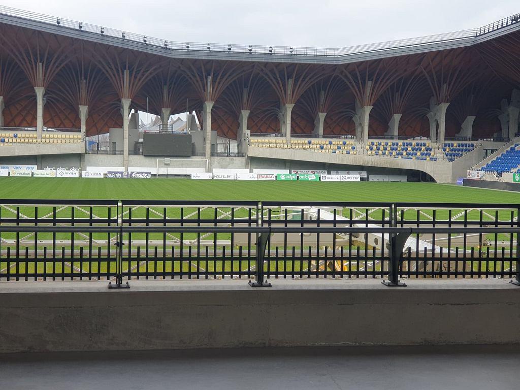 Pancho Arena - symboliczny stadion w rodzinnej wsi Viktora Orbana