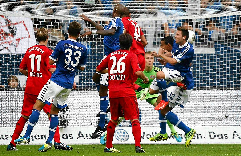 Schalke - Bayer 2:0
