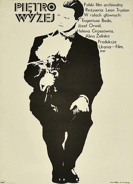 'Piętro wyżej', reż. Leon Trystan