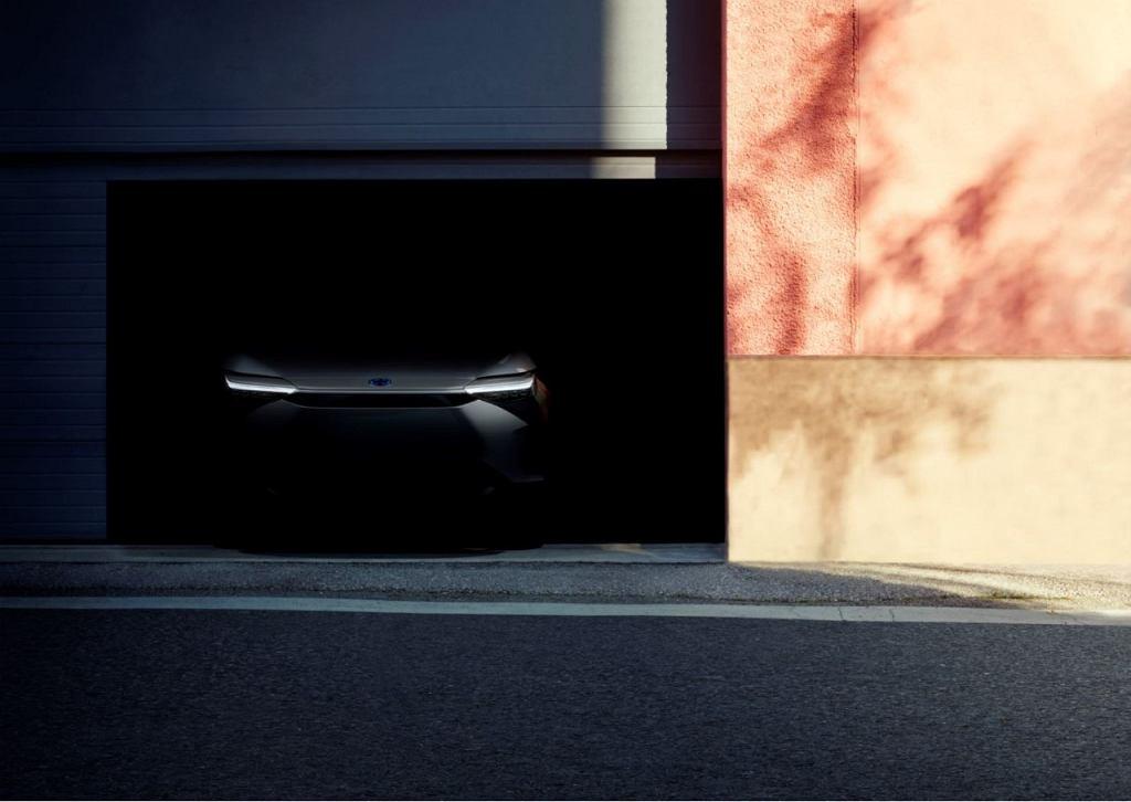 Elektryczny SUV Toyoty. Mamy pierwsze zdjęcie!