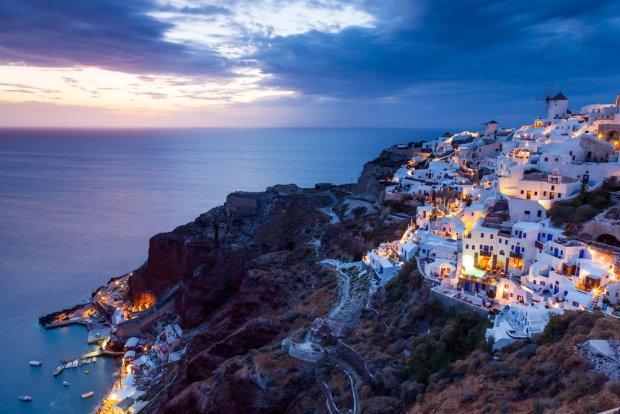 Santorini, Grecja/ Fot. Shutterstock