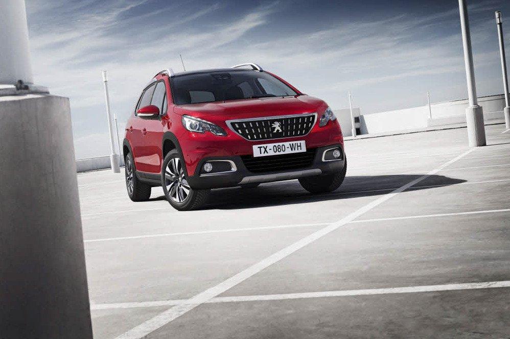 Peugeot 2008 FL
