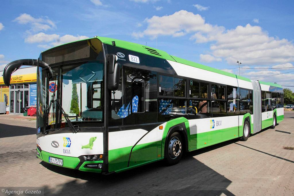 Nowy autobus Solaris Urbino 18