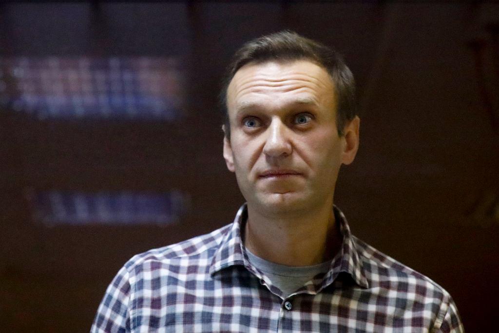 Spotkanie Aleksieja Nawalnego z adwokatem przerwano po kilku minutach