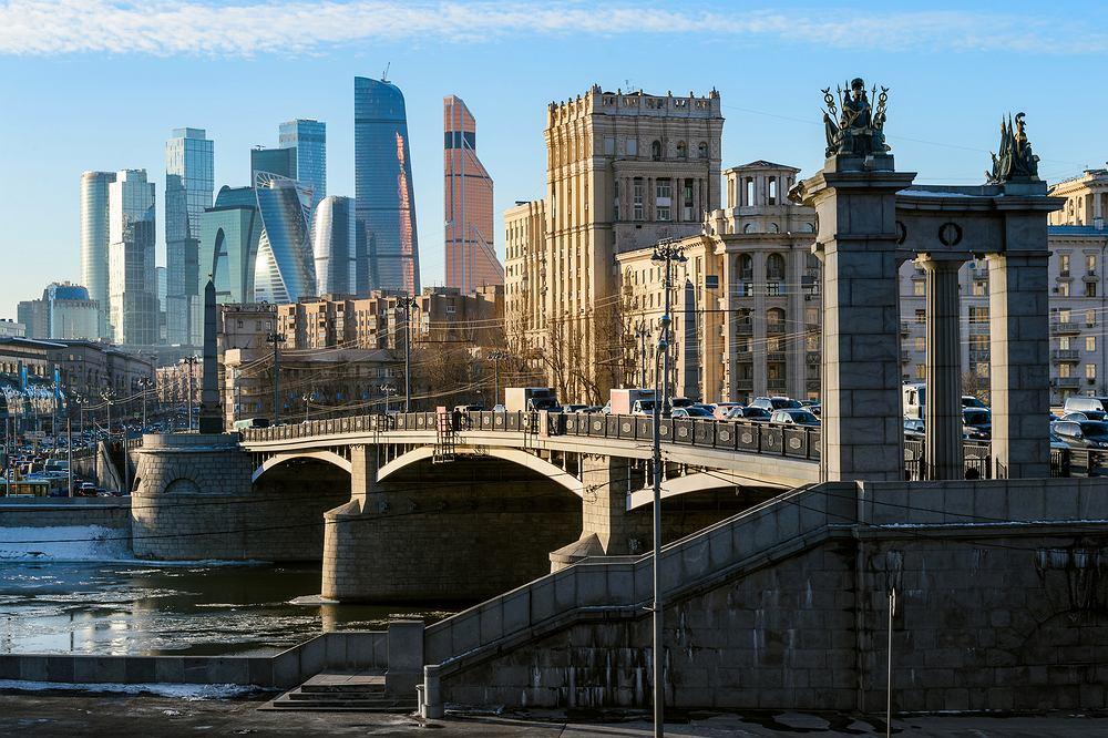 Widok na nowoczesną część Moskwy (fot. Shutterstock)