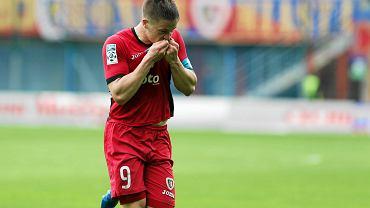Piast Gliwice - Śląsk Wrocław (2:0). Radosław Murawski