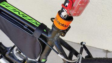 Rower wyposażenie