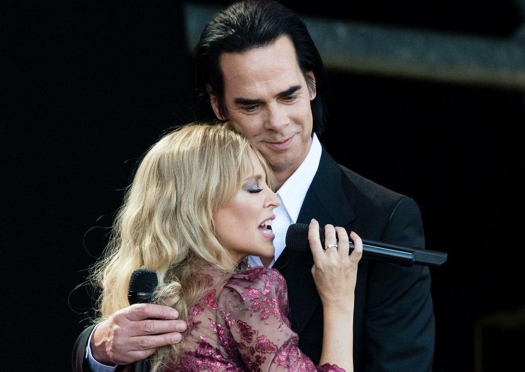 Kylie i Nick