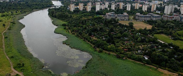 Wojewoda złożył skargę na plan okolic Jeziorka Czerniakowskiego