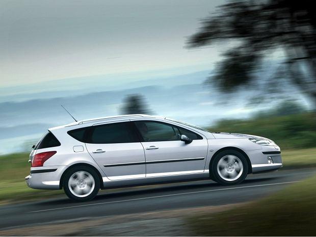 Kupujemy używane - Peugeot 407 kontra Citroen C5 I FL. Francuska klasa średnia w dobrej cenie