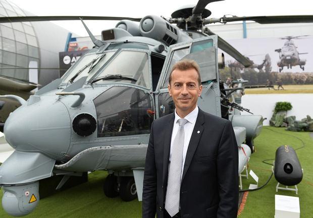 Prezes Airbusa pisze list otwarty do premier Szydło