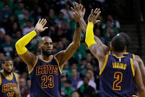 NBA. Cleveland Cavaliers w finale! LeBron James bije wynik wielkiego Jordana
