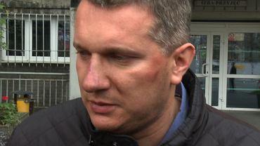 Przemysław Wipler po wyjściu ze szpitala