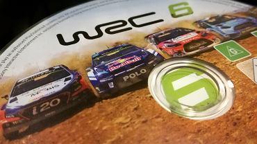 WRC 6 na PS4