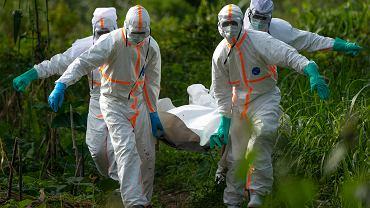 Demokratyczna Republika Konga boryka się z drugą największą na świecie epidemią wirusa Ebola, w której zginęło ponad 1800 osób.