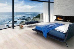 Olejowane podłogi: przyjemność dla stóp