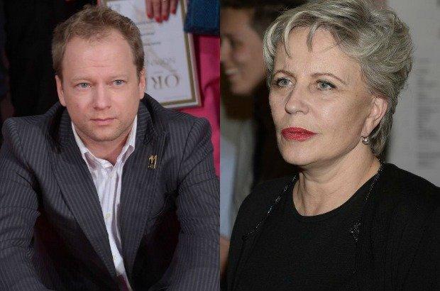 Maciej Stuhr, Krystyna Janda