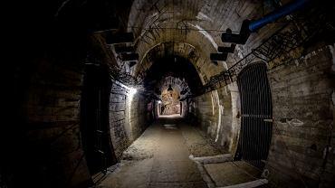 Nowa trasa podziemna dla turystów w Zamku Książ - powstała w czasie II wojny światowej