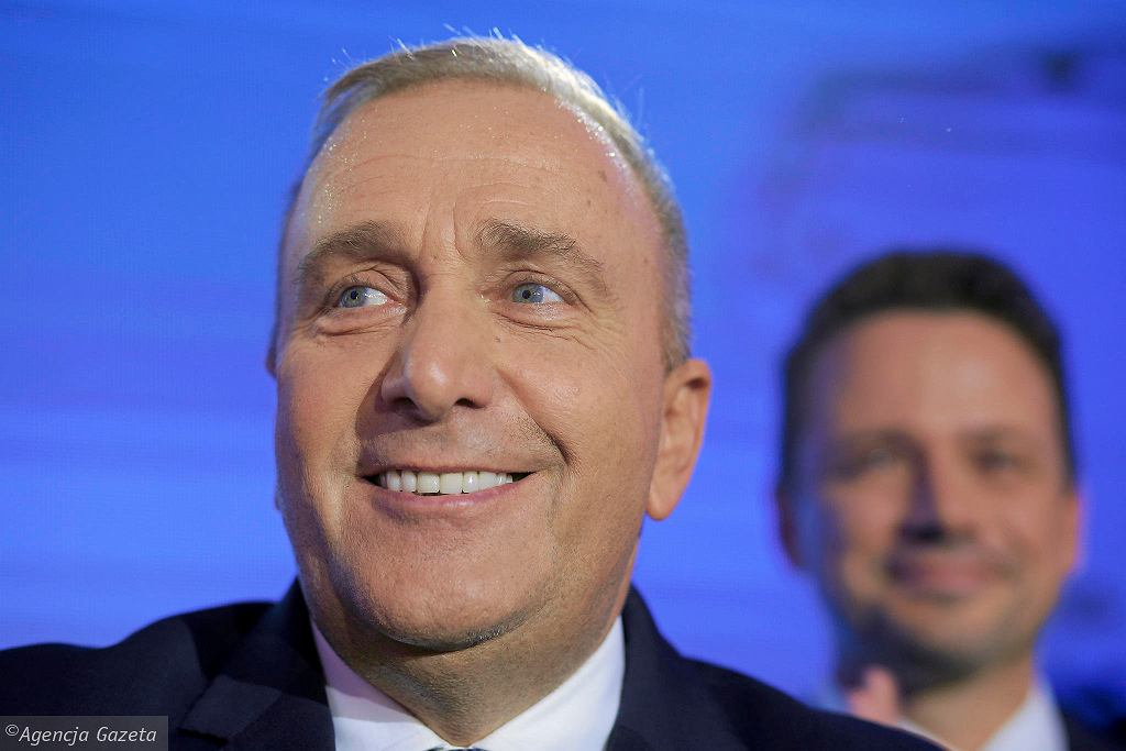 Grzegorz Schetyna wystąpił podczas kongresu Europejskiej Partii Ludowej. Zdjęcie ilustracyjne