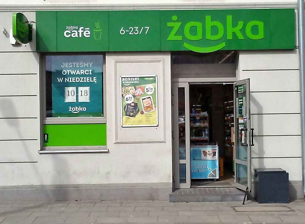 Żabka postawi kolejne sklepy bez kas. Żappka Store pojawią się w Warszawie i Krakowie (zdjęcie ilustracyjne)