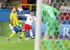 Euro U21. Polska - Szwecja. Łukasz Moneta: Bramka Dawida Kownackiego pozwoliła zostać nam w grze. Motywacji na mecz z Anglią nie zabraknie