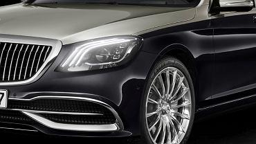 Mercedes-Maybach Klasy S 2018
