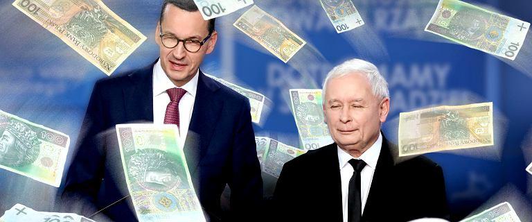 Wybory parlamentarne. Zuber: Pieniądze przekazane Polakom miały wpływ
