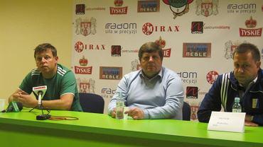 Marcin Jałocha (pierwszy z lewej)