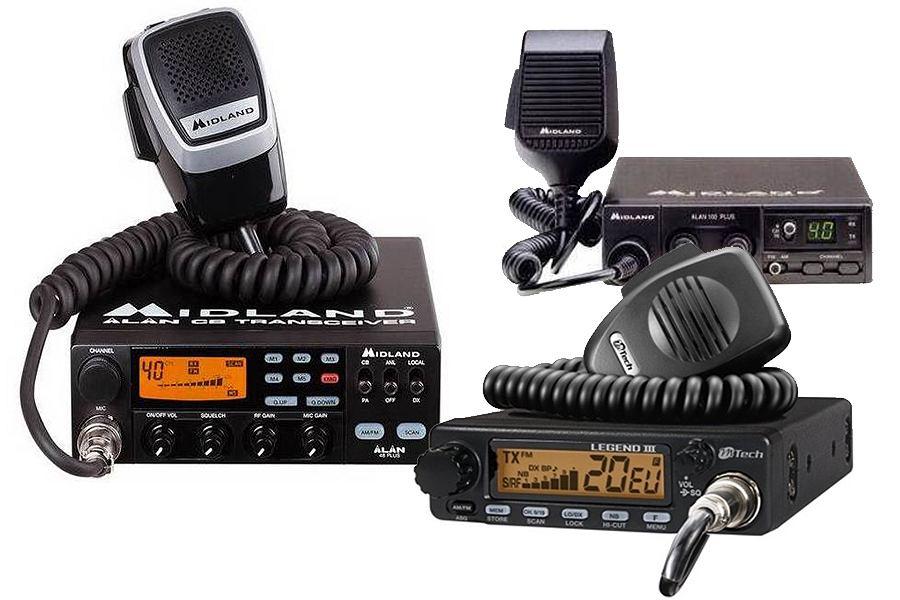 CB radio - jak działa, rodzaje