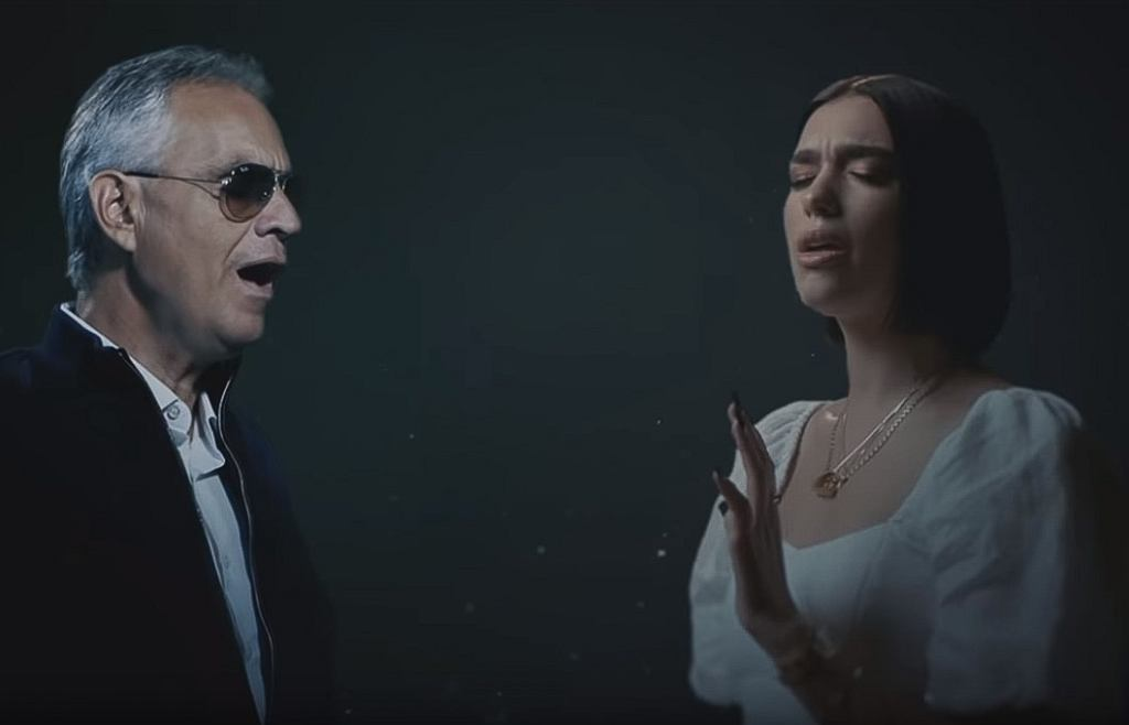 Andrea Bocelli - If Only ft. Dua Lipa