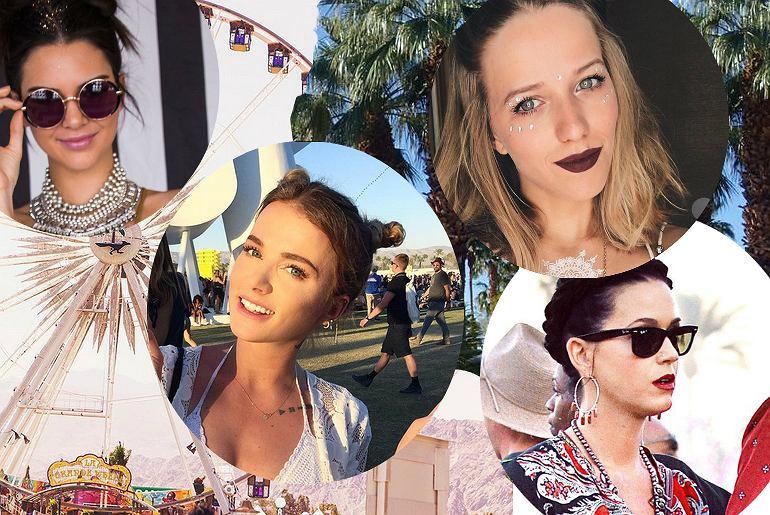 Gwiazdy na Coachella 2016