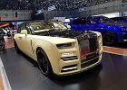 Salon Genewa 2018 | Stoisko Mansory - samochody z koszmarów
