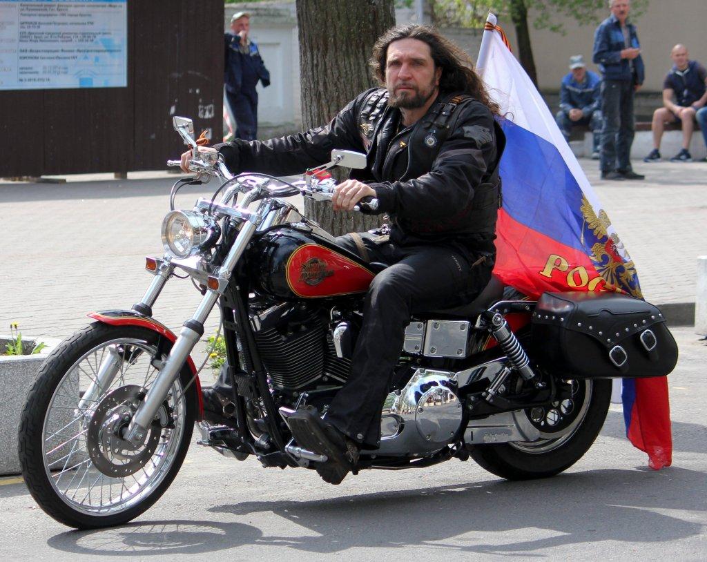 Lider Nocnych Wilków, Aleksander Załdostanow