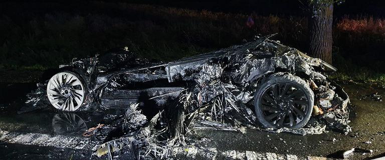 Uwaga pożar. Tunele i parkingi w Polsce nie są gotowe na samochody elektryczne