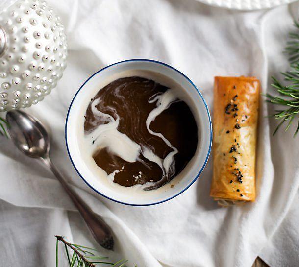 Kwaśna zupa grzybowa