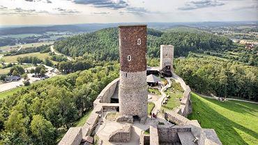 Zamek w Chęcinach - zamek królewski z przełomu XIII i XIV wieku