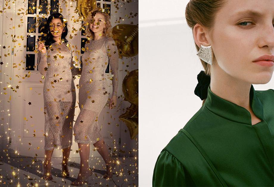 Sukienki na święta od polskich projektantów