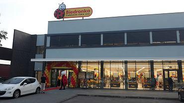 Biedronka Outlet we Wrocławiu