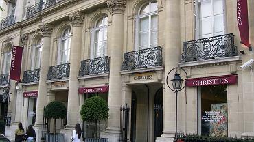 siedziba Christie's w Paryżu
