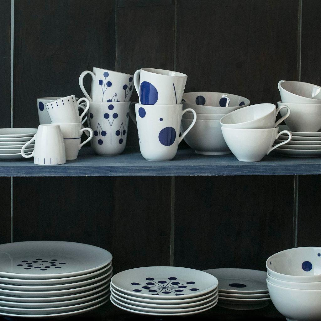 Porcelana dla wielbicieli lat 60. od Wzorowego Towarzystwa  /