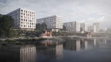 Mieszkanie Plus we Wrocławiu na Popowicach - projekt pracowni Tektura