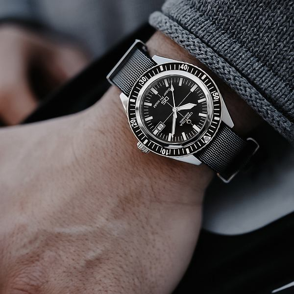 DS Super PH500M - zegarek do nurkowania
