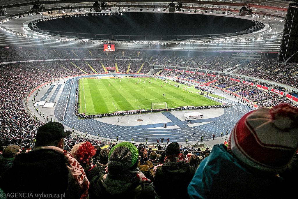 Stadion Śląski, mecz reprezentacji Polski z Koreą Południową
