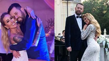 """""""Królowe życia"""". Sylwia Peretti miała wymarzony ślub. Luksusowo? Owszem. Pokroiła tort i się przebrała. To był dopiero początek"""
