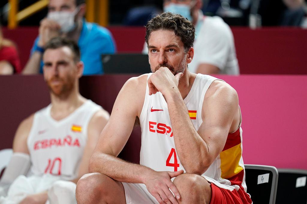 Koniec epoki w hiszpańskiej koszykówce. Bracia Gasol kończą reprezentacyjną karierę
