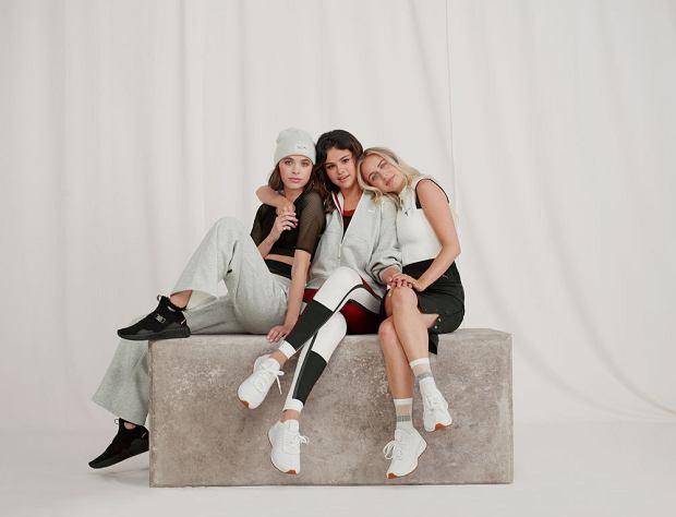 Selena Gomez i jej przyjaciółki w kampanii reklamującej kolekcję SG x PUMA