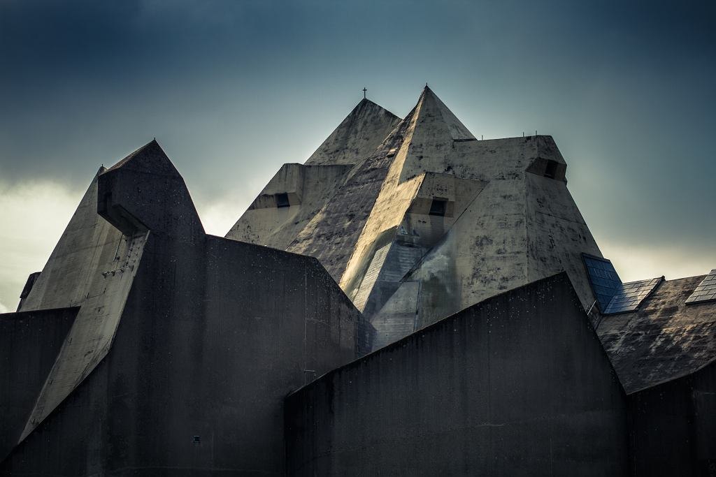 Kościół projektu Gottfrieda Böhma