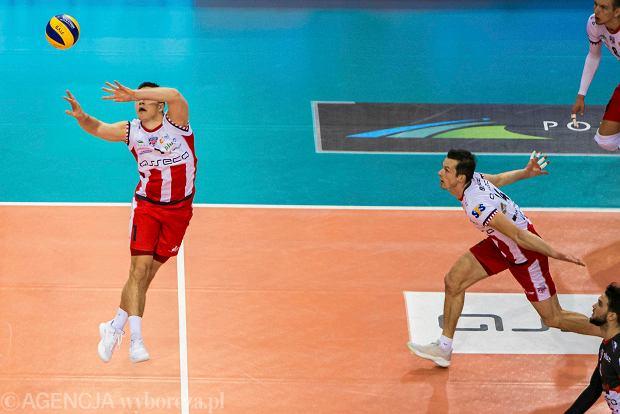 Zdjęcie numer 0 w galerii - Odmieniona Asseco Resovia Rzeszów pewnie pokonuje Cuprum Lubin. Pierwsze zwycięstwo 3-0 w sezonie [GALERIA]