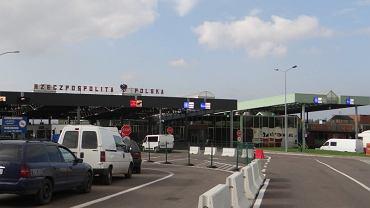 Przejście graniczne w Medyce. Zatrzymano pijanego kierowcę ciężarówki