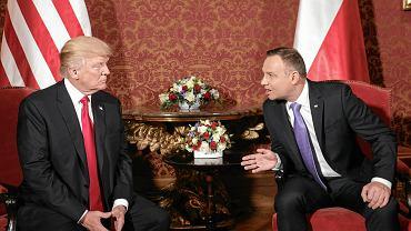 Fort Trump. Nie będzie w Polsce amerykańskiej bazy wojskowej